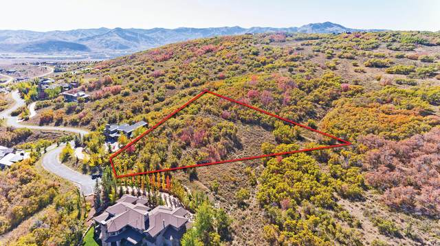1085 Primrose Place, Park City, UT 84098 (MLS #11803940) :: Park City Property Group