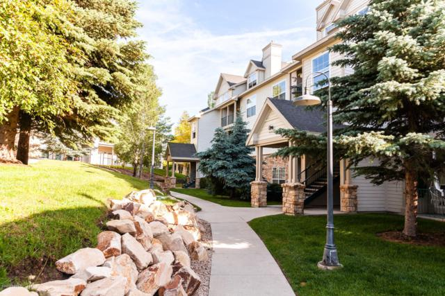 900 Bitner Road F-30, Park City, UT 84098 (MLS #11804530) :: High Country Properties