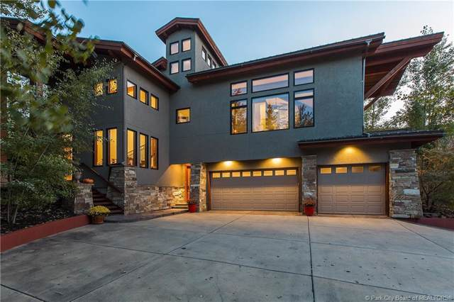 6 Waterloo Circle, Park City, UT 84060 (MLS #11807347) :: High Country Properties