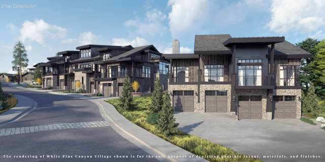 1895 Stone Hollow Court #1, Park City, UT 84098 (#11807657) :: Red Sign Team