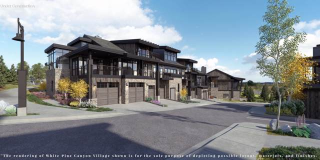 1887 Stone Hollow Court #2, Park City, UT 84098 (#11807658) :: Red Sign Team