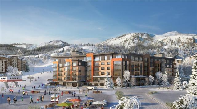 2431 High Mountain Road #501, Park City, UT 84098 (MLS #11807823) :: High Country Properties
