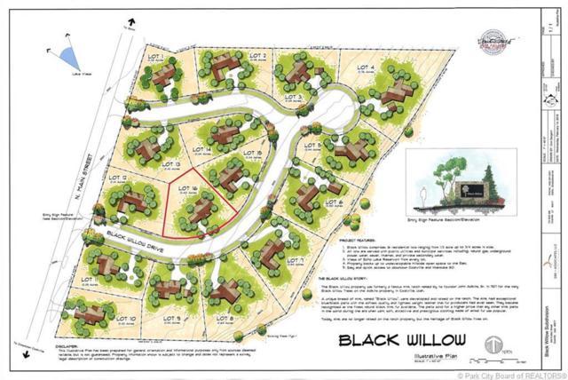 17 E Black Willow Drive, Coalville, UT 84017 (MLS #11807836) :: The Lange Group