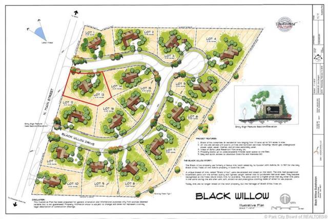 12 E Black Willow Drive, Coalville, UT 84017 (MLS #11807839) :: The Lange Group
