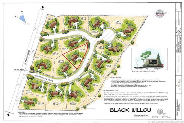 33 E Black Willow Drive, Coalville, UT 84017 (MLS #11807840) :: The Lange Group