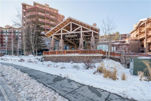 3000 Canyons Resort Drive 11-407A,B, Park City, UT 84098 (MLS #11808109) :: High Country Properties