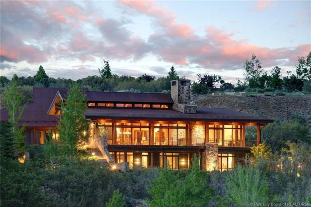 15 S Eagle Pointe Court, Park City, UT 84060 (MLS #11808246) :: High Country Properties