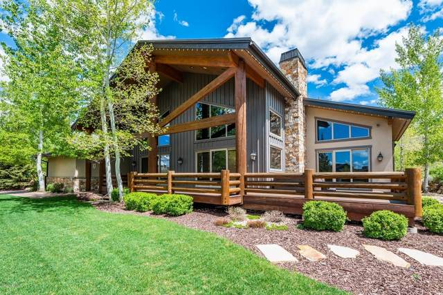 3682 Solamere Drive, Park City, UT 84060 (MLS #11808365) :: High Country Properties