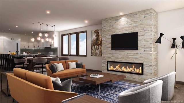 88 King, Park City, UT 84060 (MLS #11808391) :: High Country Properties