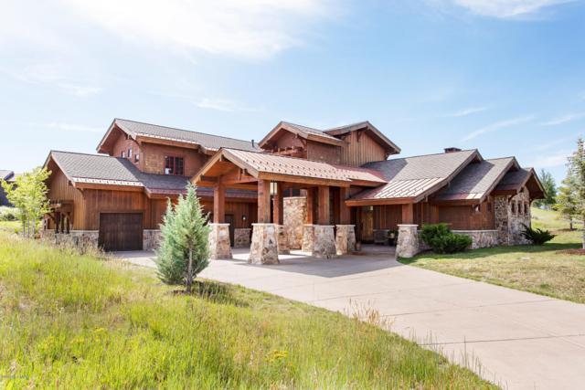 2426 Saddlehorn Drive, Park City, UT 84098 (MLS #11900052) :: High Country Properties