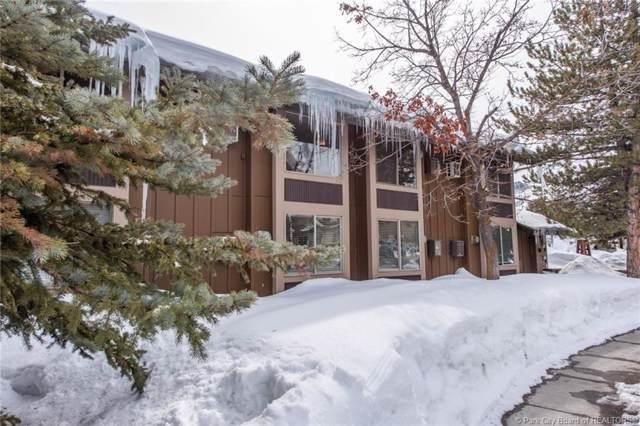 2105 Prospector Avenue #210, Park City, UT 84060 (MLS #11901789) :: High Country Properties