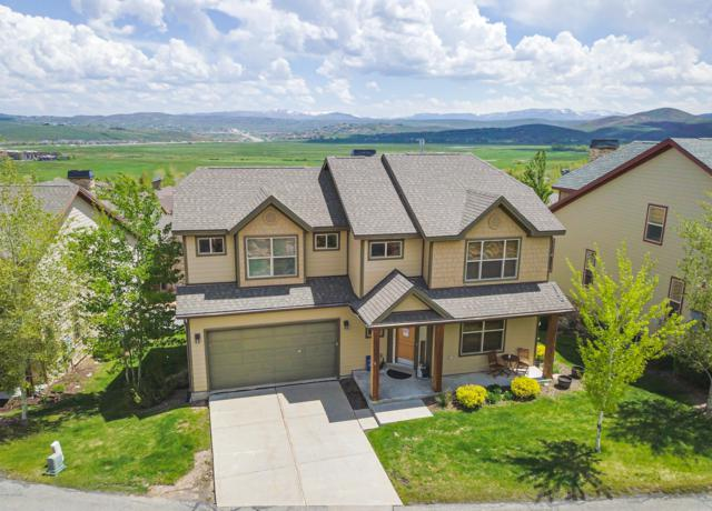 5441 Luge, Park City, UT 84098 (MLS #11901846) :: High Country Properties