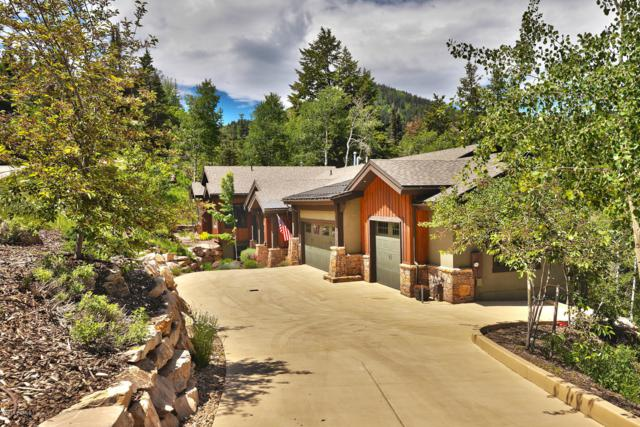 7148 Canyon Drive, Park City, UT 84098 (MLS #11902187) :: Lookout Real Estate Group