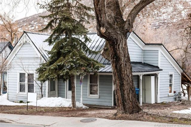 1124 Park Avenue, Park City, UT 84060 (MLS #11902202) :: High Country Properties
