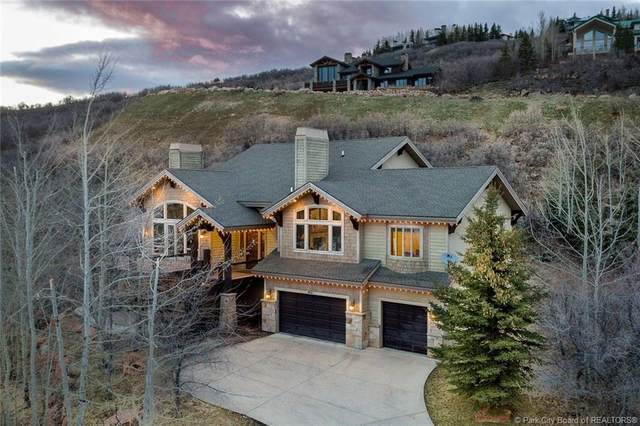 962 Aerie Drive, Park City, UT 84060 (MLS #11903400) :: Lookout Real Estate Group