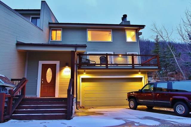 1063 Lowell Avenue, Park City, UT 84060 (MLS #11903478) :: High Country Properties