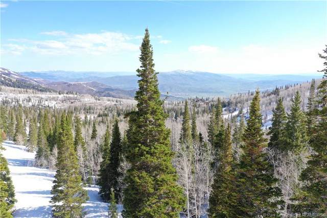 150 White Pine Canyon Road, Park City, UT 84060 (MLS #11904601) :: High Country Properties