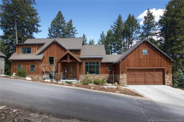 50 Matterhorn Drive, Park City, UT 84098 (MLS #11904679) :: High Country Properties