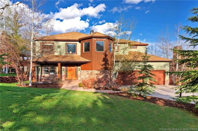 8886 Saddleback Road, Park City, UT 84098 (MLS #11904734) :: High Country Properties
