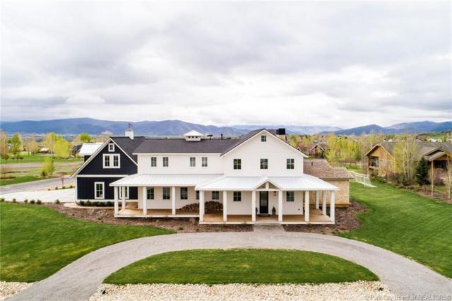 1437 N Dutch Highland Drive, Midway, UT 84049 (MLS #11904757) :: High Country Properties