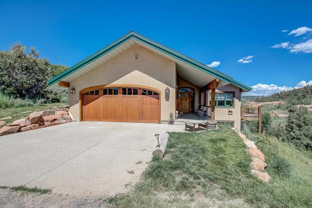 5097 Kilby Road, Park City, UT 84098 (MLS #11904794) :: High Country Properties