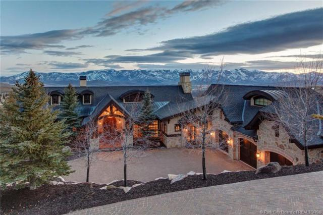 3724 Central Pacific Trail, Park City, UT 84098 (MLS #11904800) :: High Country Properties