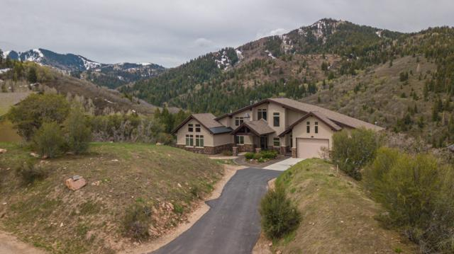 7323 Pine Ridge Drive, Park City, UT 84098 (MLS #11906006) :: Lookout Real Estate Group