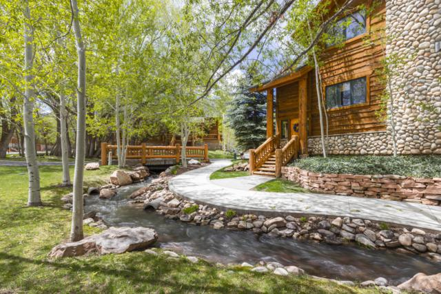 3984 N Timber Wolf Lane 8B, Park City, UT 84098 (MLS #11906023) :: High Country Properties