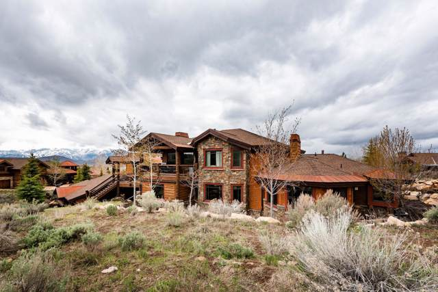 2658 E Cliffrose Court, Park City, UT 84098 (MLS #11906072) :: High Country Properties
