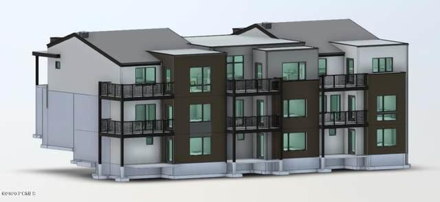 8216 N Toll Creek Lane #116, Park City, UT 84098 (MLS #11906083) :: High Country Properties