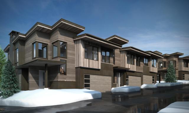3564 Ridgeline Drive #14, Park City, UT 84060 (MLS #11906098) :: High Country Properties
