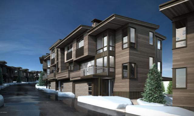 3569 Ridgeline Drive #3, Park City, UT 84098 (MLS #11906105) :: High Country Properties