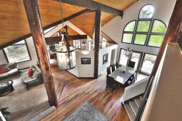 2433 Iron Canyon Drive, Park City, UT 84060 (MLS #11906193) :: Lookout Real Estate Group