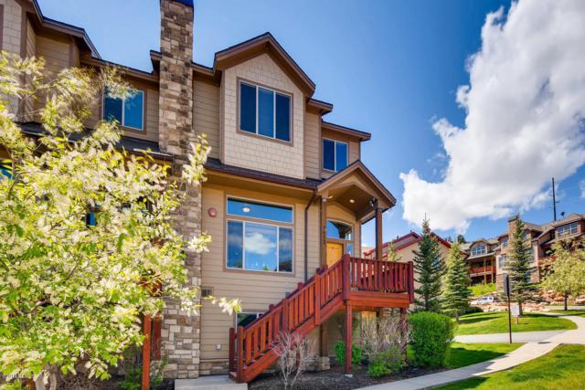 5452 Luge Lane T79, Park City, UT 84098 (MLS #11906249) :: High Country Properties