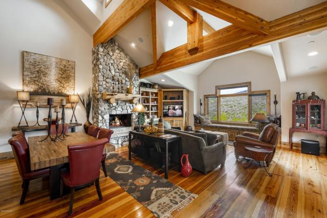 515 Rossie Hill Drive, Park City, UT 84060 (MLS #11906272) :: The Lange Group