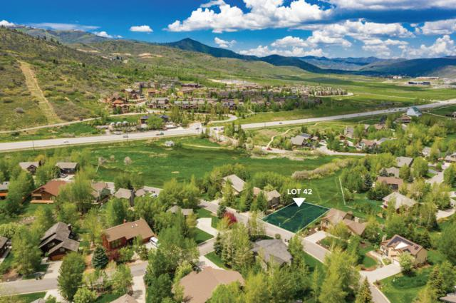 5244 Heather Lane, Park City, UT 84098 (MLS #11906288) :: Lookout Real Estate Group