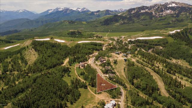 47 Red Cloud Trail, Park City, UT 84060 (MLS #11906316) :: High Country Properties
