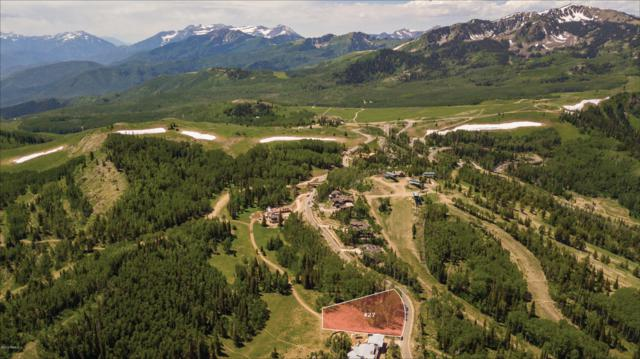 51 Red Cloud Trail, Park City, UT 84060 (MLS #11906318) :: High Country Properties