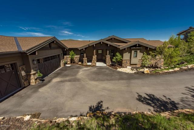 9196 Canyon View Drive, Park City, UT 84098 (MLS #11906324) :: Lookout Real Estate Group