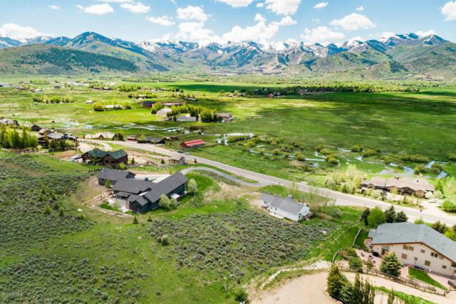 5580 N Old Ranch Road, Park City, UT 84098 (#11906340) :: Red Sign Team