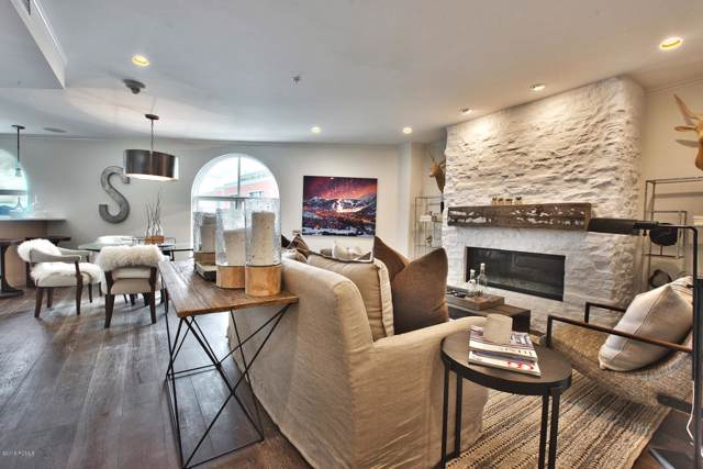 632 Main Street 4C, Park City, UT 84060 (MLS #11906341) :: High Country Properties