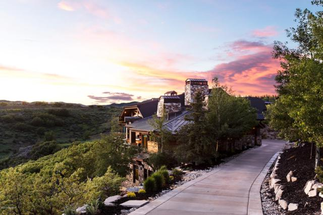 8435 N Ranch Garden Road, Park City, UT 84098 (MLS #11906448) :: Lookout Real Estate Group