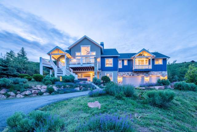 8931 Northcove Drive, Park City, UT 84098 (MLS #11906633) :: High Country Properties