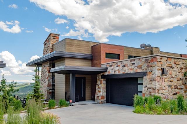 4874 Enclave Way, Park City, UT 84098 (MLS #11906818) :: Lookout Real Estate Group