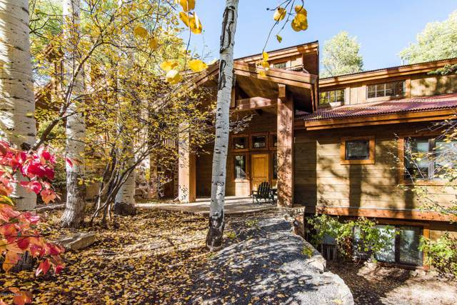 2465 Bear Hollow Drive, Park City, UT 84098 (MLS #11906819) :: Lookout Real Estate Group