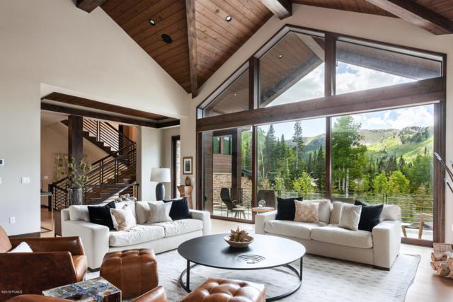 231 White Pine Canyon Road, Park City, UT 84060 (MLS #11906837) :: High Country Properties