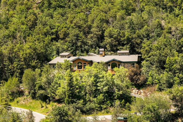3263 Big Spruce Way, Park City, UT 84098 (MLS #11906856) :: High Country Properties
