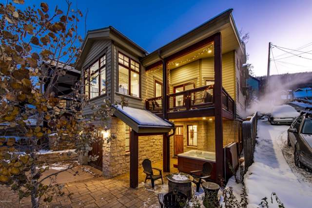 973 Woodside Avenue, Park City, UT 84060 (MLS #11906858) :: High Country Properties