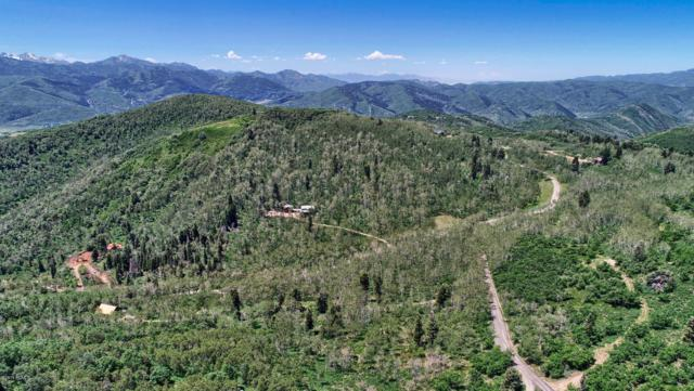 Sg-D-68 Upper Cove Rd, Park City, UT 84098 (MLS #11906891) :: Lookout Real Estate Group