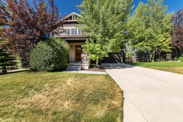 1237 E Foxcrest Drive, Park City, UT 84098 (MLS #11906929) :: High Country Properties